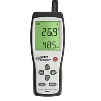 151*66*33mm Mini New Style AS804 Decibelímetro Digital Handheld Medidor de Decibéis de Ruído Medidor de Nível de Som|Medidores de nível de som| |  -