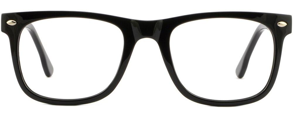 44299b88fd6 Men Women Plastic Acetate Frame Prescription Glasses Eyeglasses ...