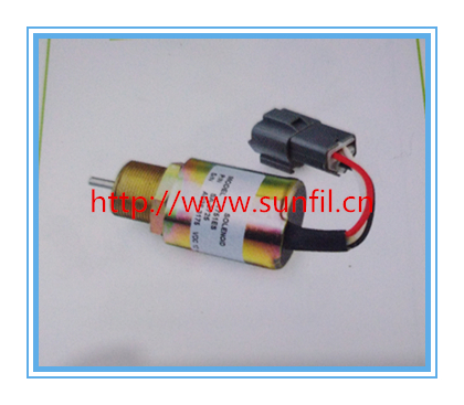 Wholesale SA-3725 Shut down solenoid 1751ES SA-3725-12 12v fast free shipping