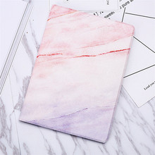 Marble Grain Magnetic Flip Cover for iPad 9.7 2017 2018 Case PU Leather Tablet Cover for iPad Air 2/1 Mini 1/2/3/4 Capa Para+Pen цена 2017