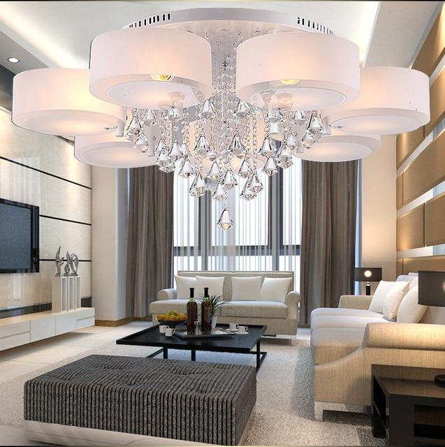 Modernen Minimalistischen Wohnzimmer Lampe Kristall Lampe Led