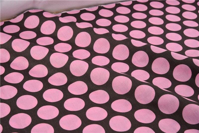 Kussens Met Stippen : 50*160 cm katoen gebreide vintage stof etnische print roze kleding