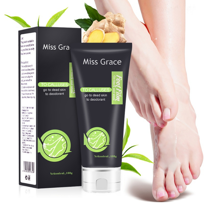 2018 Foot Scrub Exfoliating Cream Foot Cream Toe Scrub Smear Moisturizing Natural Foot Care