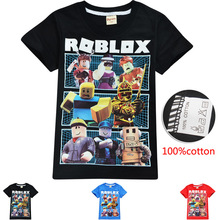 66c44fc02de45 Ninjago Roblox Garçons D été Tee Vêtements De Noël Musique Filles hauts  noirs Vêtements Enfants T-shirt Bébé Ninja gta 5 Impress.