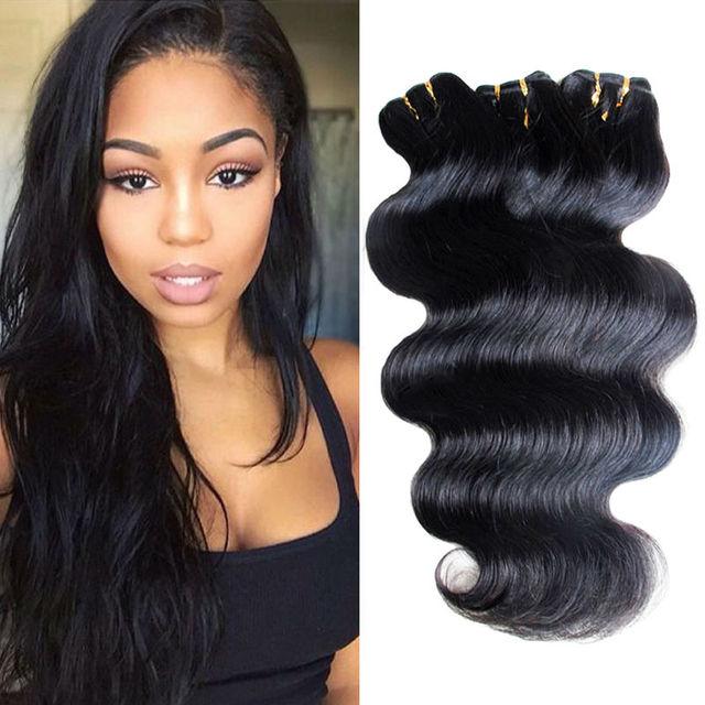 Oscar Peruvian Virgin Hair 6 Bundles Unprocessed Peruvian Body Wave