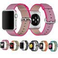 Release Sports Royal Woven Nylon Bracelet Strap Band For Apple Watch 38mm/42mm