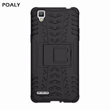 For Oppo F1 Case 5.0 Inch Luxury Hybrid TPU Shock Proof Silicone + Hard  Phone Case For Oppo F1 OPPO A35 Case Back Cover Skin 545b7bfba434