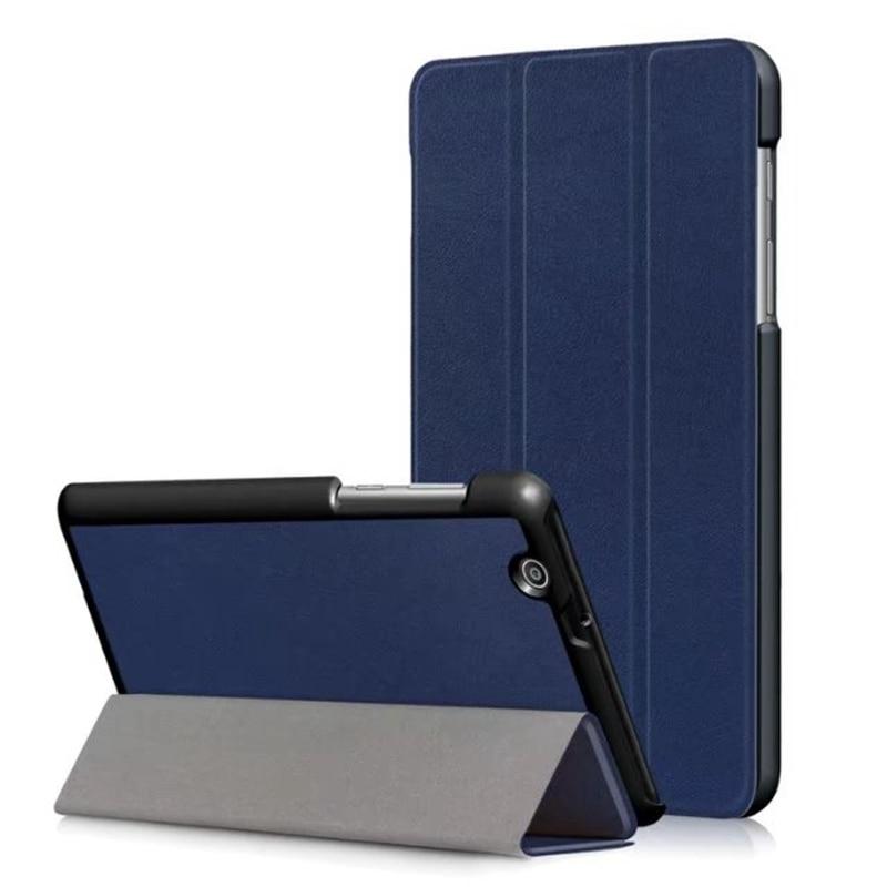 Magnetische Fall abdeckung Für Huawei MediaPad T3 7 3g BG2-U01 BG2-U03 Smart Abdeckung Für Huawei MediaPad T3 7,0 3g Glas screen protector