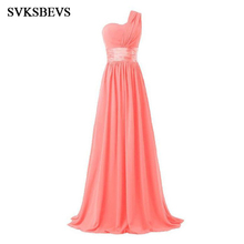 ss Draped Sash Wedding Party Prom Gowns