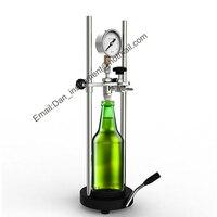 Probador de presión CO2 en botella
