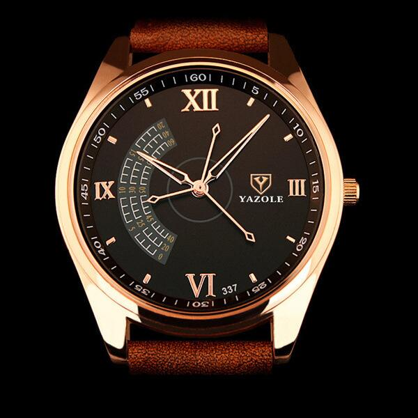 YAZOLE Three Seconds Display Watches Men Watch Top Brand Luxury Famous Roman Digital Male Clock Quartz Wrist Watch Quartz-Watch freestyle unisex 10019170 tide trainer digital display japanese quartz brown watch