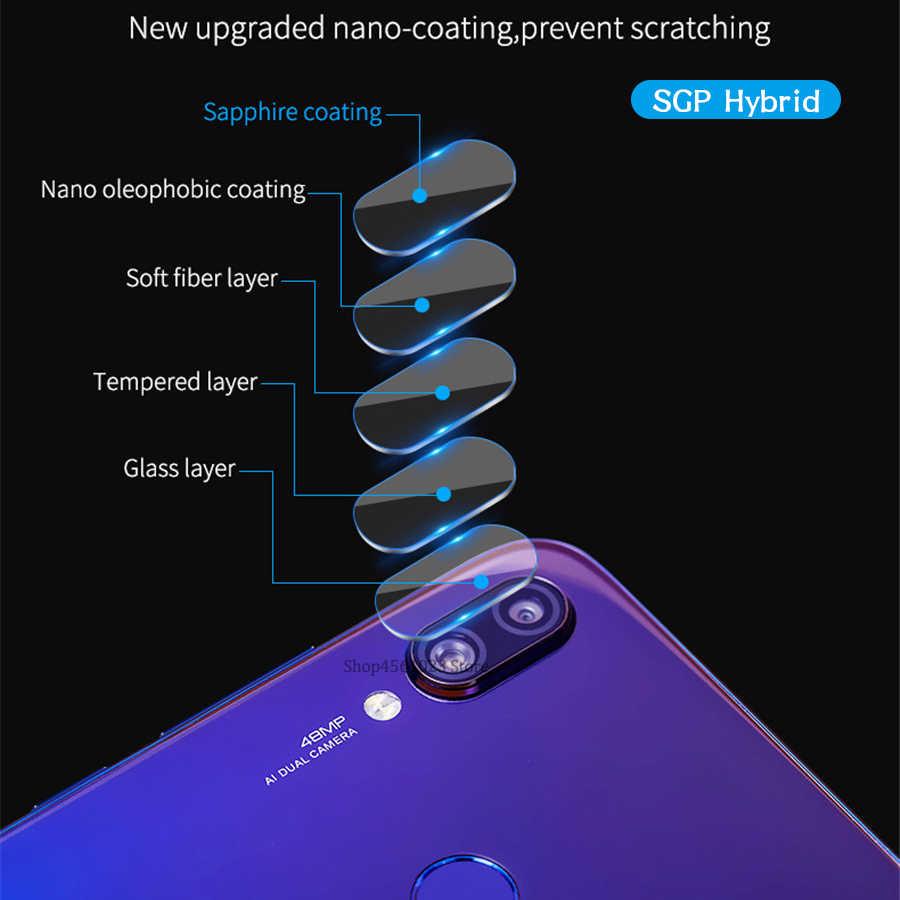 2 Buah Lensa Kamera Film untuk Xiao Mi Mi 8 9 Se 9SE A2 Lite 6X Merah Mi Note 7 note7 5 6 Pro Pocophone F1 S2 Y2 Pelindung Layar Kaca