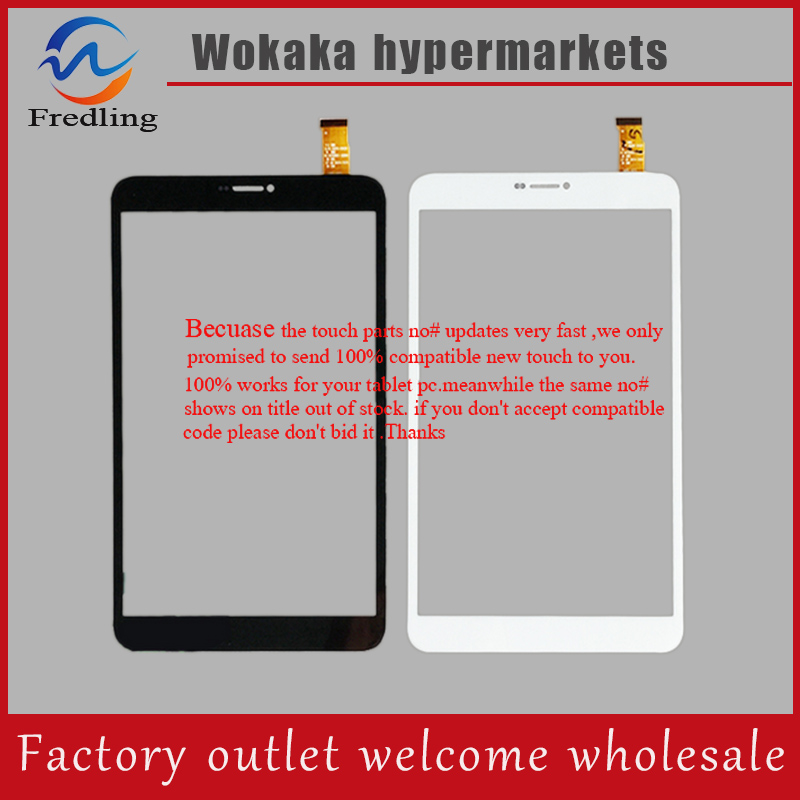 Original New 8 inch Tesla Neon 8.0 Tablet Capacitive touch screen panel Digitizer Glass Sensor Replacement Free Shipping