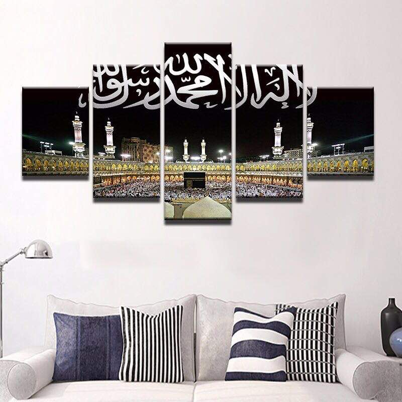 Arte de la pared cuadros Decoración para el hogar Marcos moderno HD ...