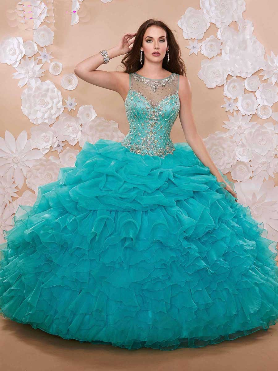 Turquoise 15 Dresses
