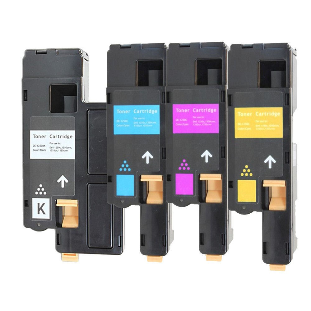 2015 New [Hisaint] 4Pk Toner Set for Xerox Phaser 6000 6010 6010N WorkCentre 6015 6015N 6015NI