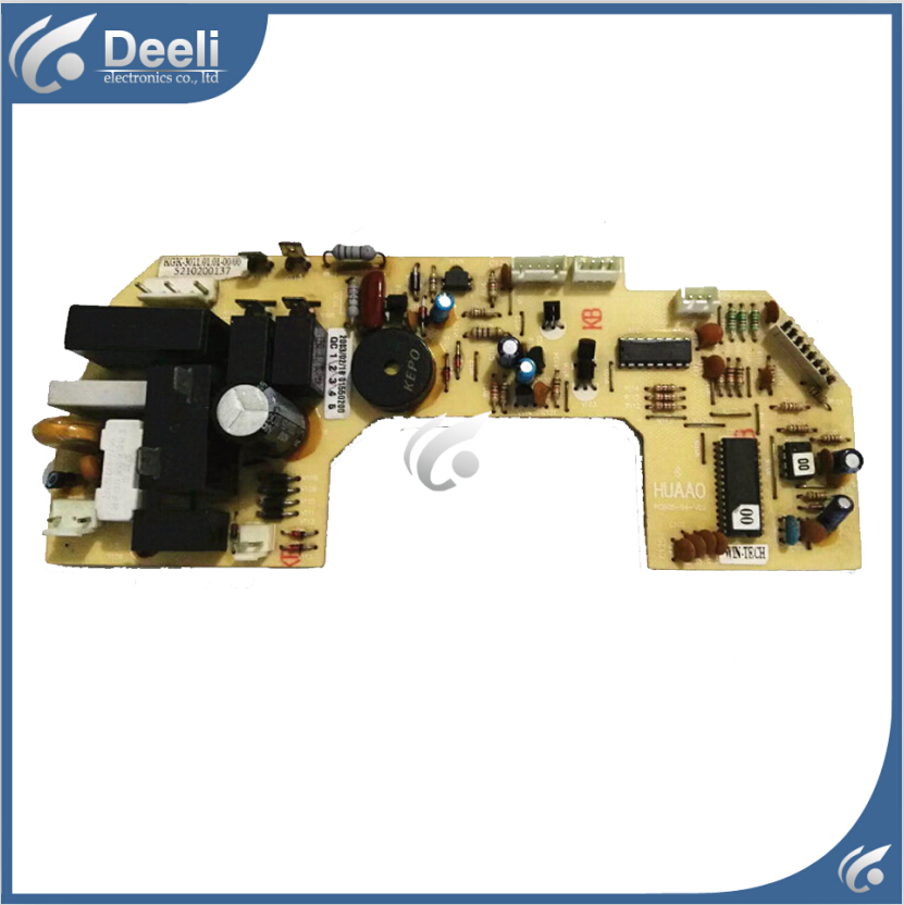 95% new good working for air conditioning board PCB05-94-V02 Computer board 40188 automotive computer board