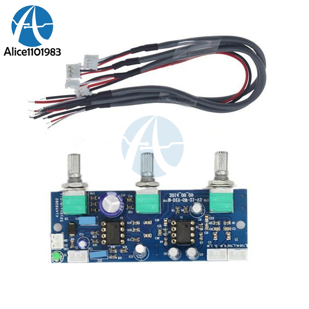 Detail Feedback Questions About Dc 10v 24v Hifi Filter Ne5532 Lowpass Subwoofer Frequency Circuit Board Opamp Chip 21ch Pre Amplifier Preamp Module Dual Channel Input Mono Output On