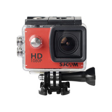 100% Original SJCAM SJ4000 4K 24fps 2.0″ Touch Screen Remote Ultra HD Notavek 96660 30M Waterproof Sports Action Camera DVR