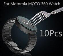 Gehärtetem Glas Displayschutzfolie Für Motorola MOTO 360 Smart Uhr Schutz Schutzfolie Auf Die SmartWatch Zubehör
