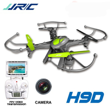 JJRC H9D  2.4G 6-Axis quadcopter Profession FPV Video Real-Time Transmission 5.8G With Camera 4CH RC Quadcopter