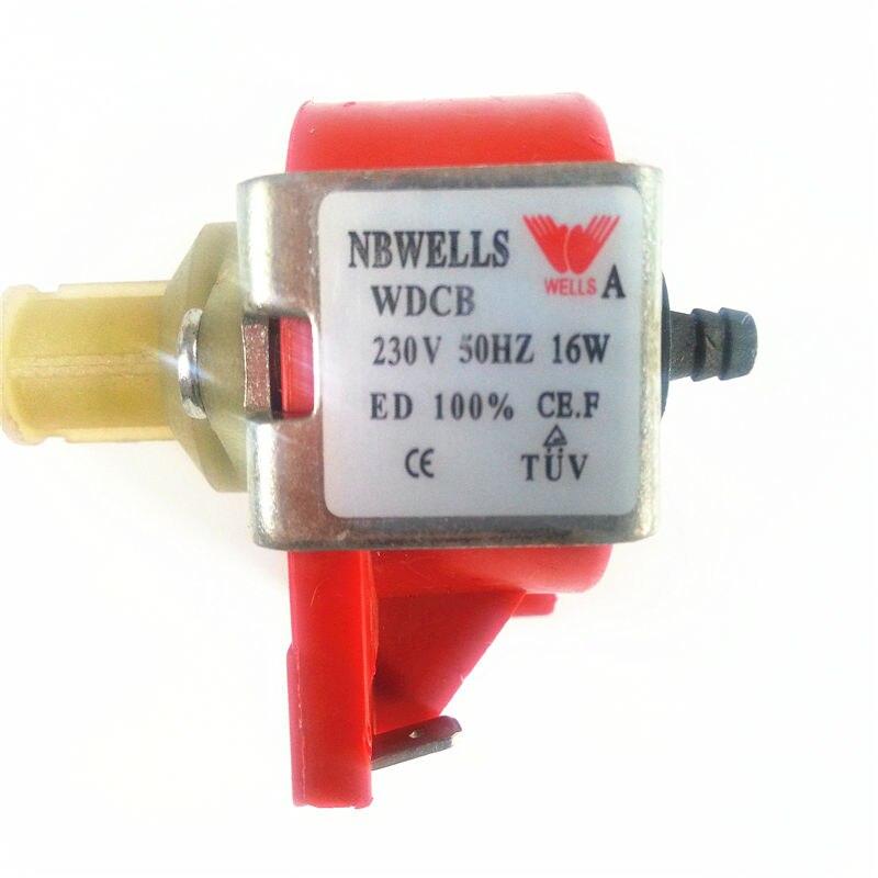 Steam mop steam pump voltage AC230 50Hz power 16W in Pumps from Home Improvement