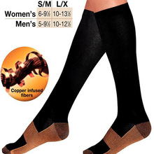 Anti-varicose Compression Stockings Knit Stockings for Nurses