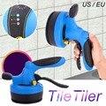 Lithium Batterij Tiler Oplaadbare Elektrische Tegel Tiler Mason Tool EU
