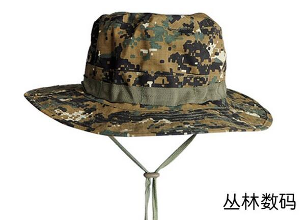 Portable Cotton Cap Camouflage Fishing Cap Ultra Light Sun Hat With String-in  Fishing Caps from Sports   Entertainment on Aliexpress.com  d0838917f9e5