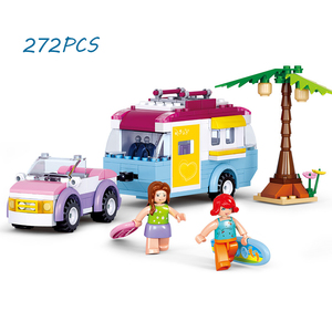 Models building toy 0606 281pc