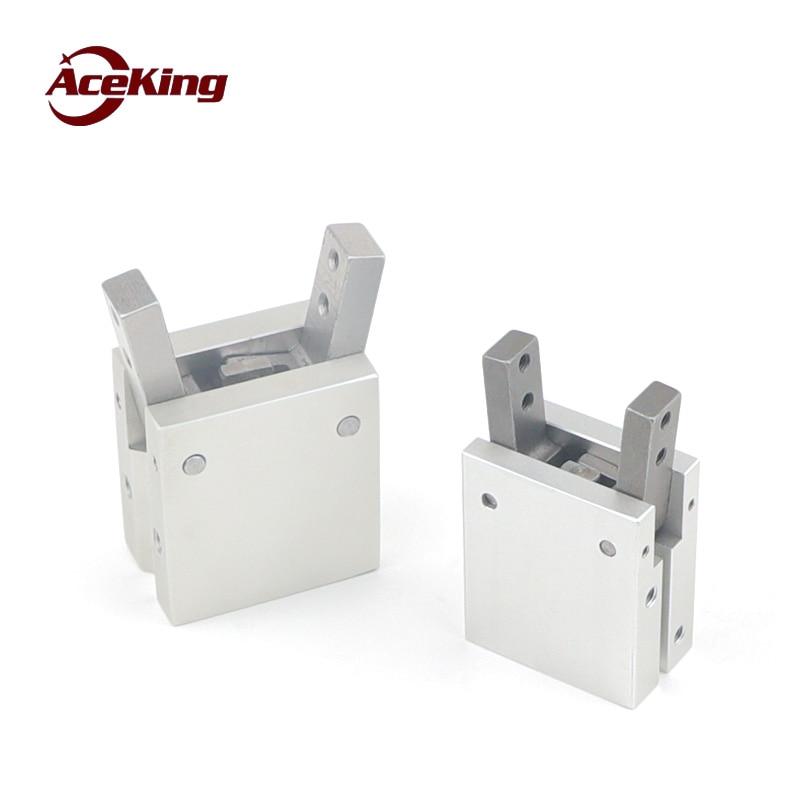 CHELIC-tipo hds-10/16/20/25/32 dedo pneumático Y tipo de fixação de fixação do cilindro cilindro hdr-16/20/25/32 complexo tipo de fixação