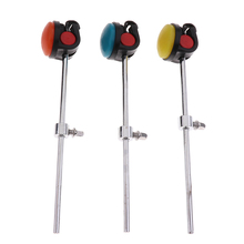 Percussion Hammer Bass Drum Beater Silicone Head for Drumset Kit Parts Accessories