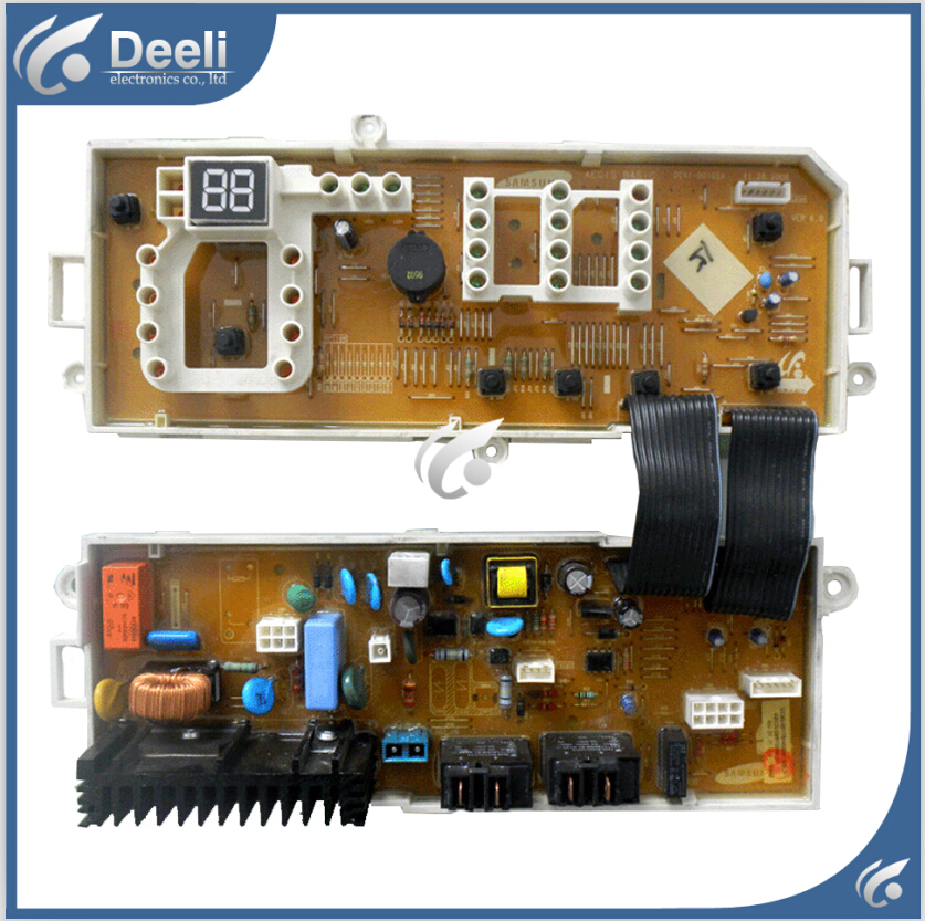 95% new Original for Samsung washing machine Computer board DC92-00396A B WF0702NHM WF0702NHL motherboard 100% tested for washing machines board xqsb50 0528 xqsb52 528 xqsb55 0528 0034000808d motherboard on sale