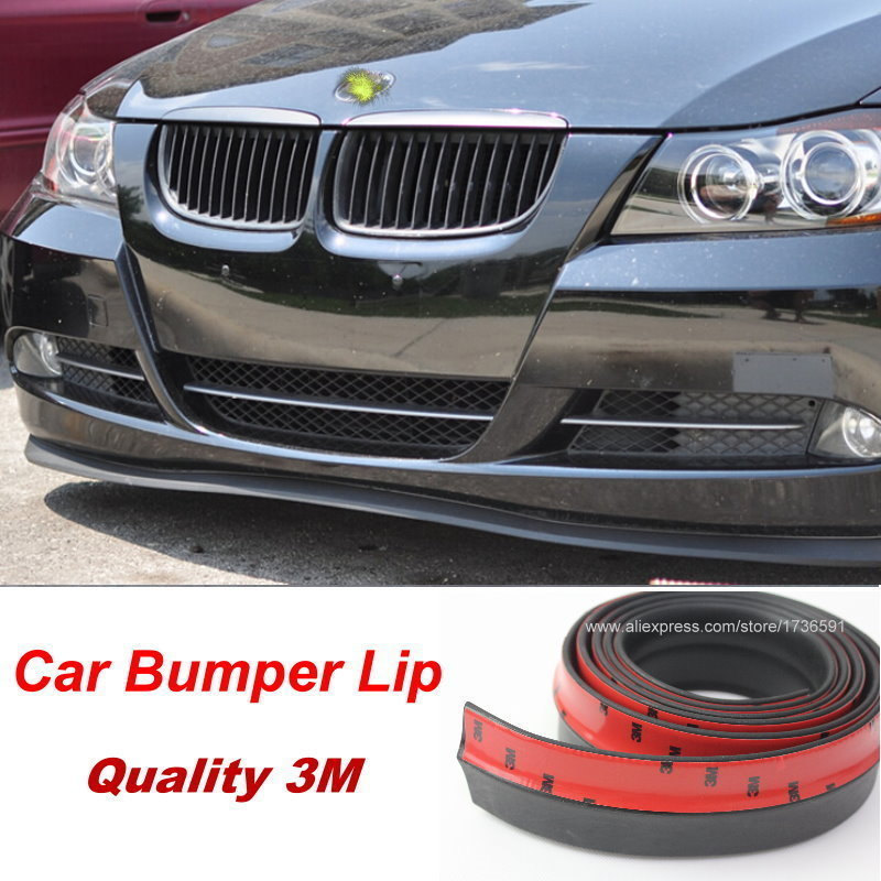 For Bmw Z4 Z4m E85 E89 Car Bumper Lip Deflector Rubber