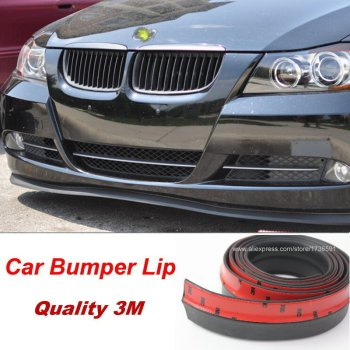 For BMW Z4 Z4M E85 E89 / Car Bumper Lip / Deflector Rubber Strip / Make car lower Body Kit / Front / Rear Skirt Spoiler image