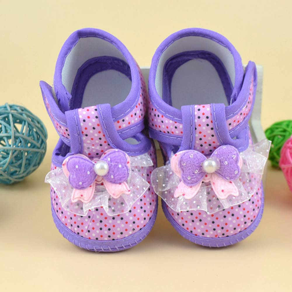Toddler Shoes Lace Autumn Newborn baby Shoes boy Girls Booties Polka Dot Baby Shoes Moccasins Newborn Girls Booties for Infant