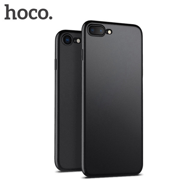 3a88b175a HOCO Original Protective Case for iPhone 7 8   7 8 Plus Carbon Fiber Patern  Ultra Thin Slim Cover Stylish Premium Luxury Shell