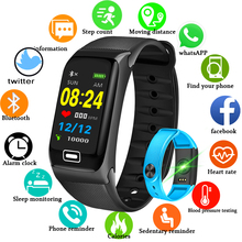Get more info on the LIGE New Smart Wristband Heart Rate Blood Pressure Monitor Sport Fitness Tracker Bracelet Smart Band Pulseira inteligente+Box