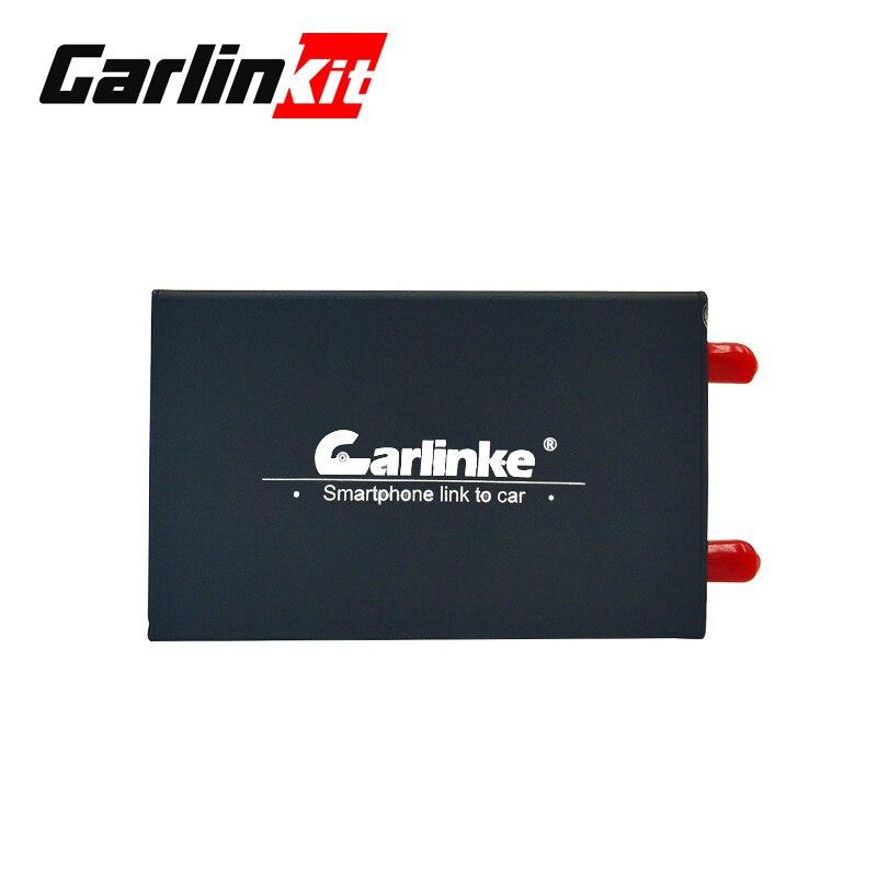 Carlinkit AirPlay Экран зеркалирование коробка для iPhone iOS11 Android Экран Miracast/WlAN Дисплей устройства Беспроводной соединения