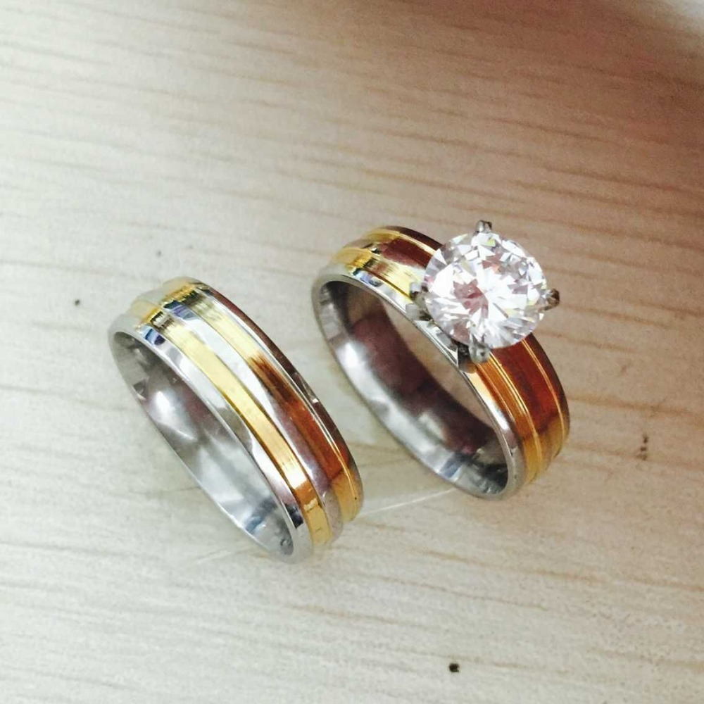 обручальное кольцо 6 мм  на пальце