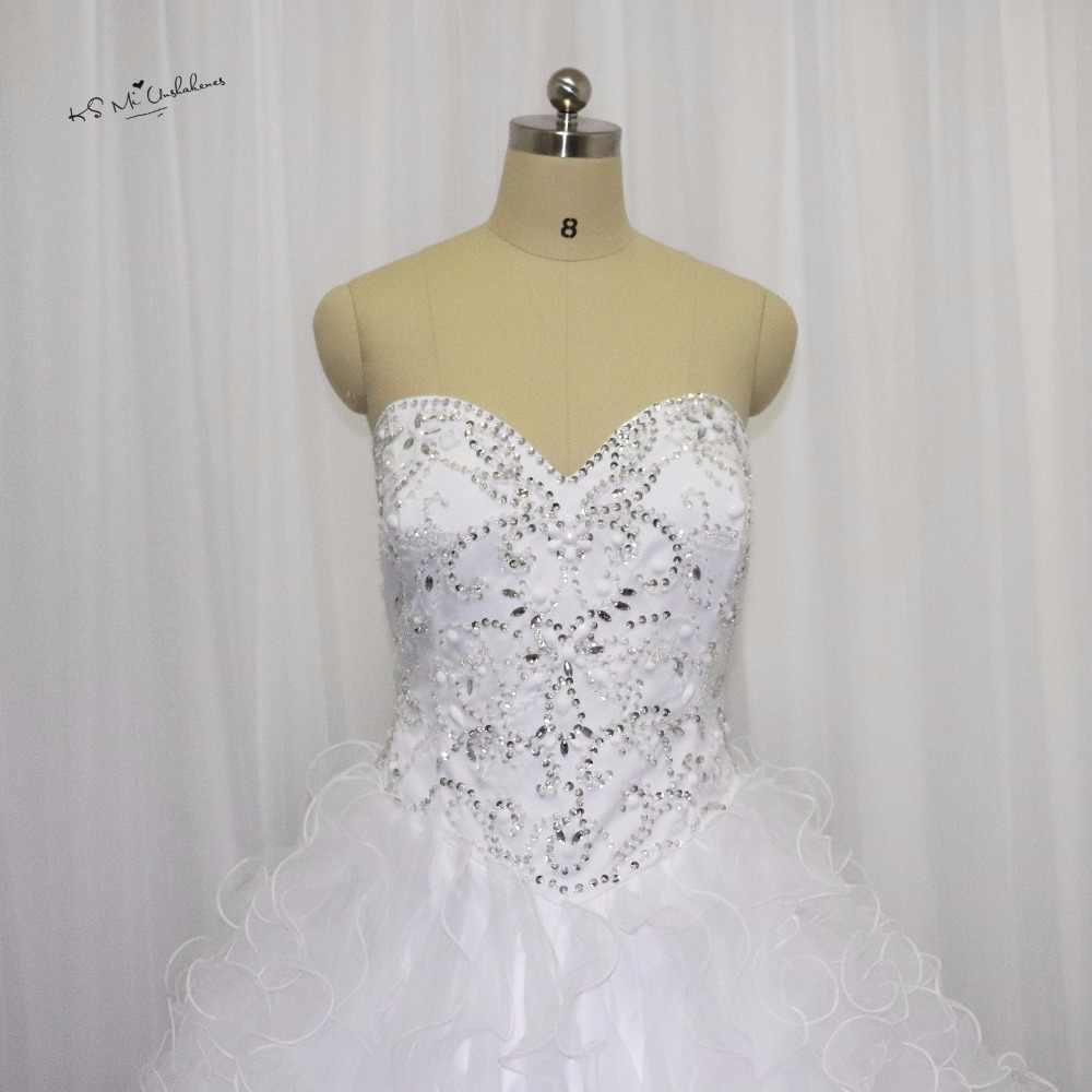 Vestido de Debutante 2017 Branco Quinceanera Vestidos Rosa vestido de Baile Quinceanera Vestidos Ruffles Frisada Barato Dress-for-15-Years