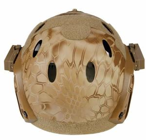 Image 5 - Tactical helmet with Mask Military Airsoft Army WarGame Motorcycle Cycling Hunting Riding Outdoor Activities