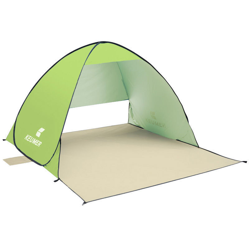 uv protection quick automatic opening tent protable beach fishing shade tents fishing for - Quick Shade