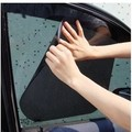 2014, Free shipping, Universal car static sunshade sticker / static sunshade sticker / 2pcs/  free shipping