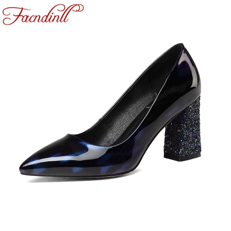 FACNDINLL women pumps spring summer shoes woman pumps high heels pointed toe sexy office lady women dress party wedding shoes sexy pointed toe high heels women pumps shoes new spring brand design ladies wedding shoes summer dress pumps size 35 42 302 1pa