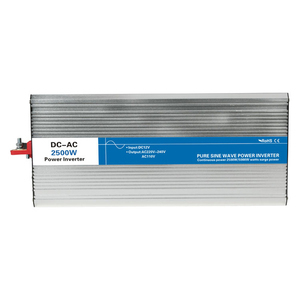 2500w pure sine wave inverter DC 12V/24V/48V to AC 110V/220V tronic power inverter circuits off-grid tie cheap 12 24 48 V