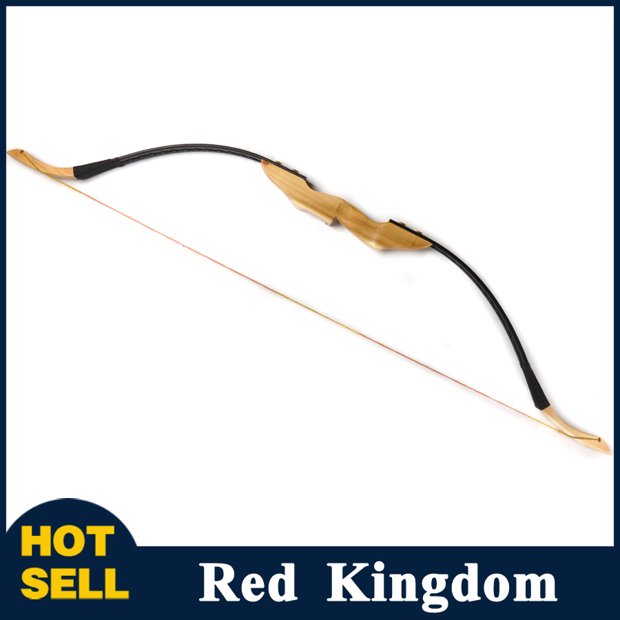 Mongolian Recurve Bow 30/40 Lbs with Wooden Handle and Rest for Right/Left Hand User Archery Hunting/Shooting раскладушка therm a rest therm a rest luxurylite mesh xl