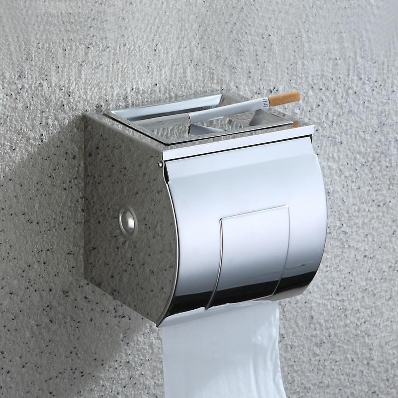paper holder bathroom tissue box waterproof304 stainless steel toilet paper box toilet paper box toilet paper holder bathroom philosophical essays paper