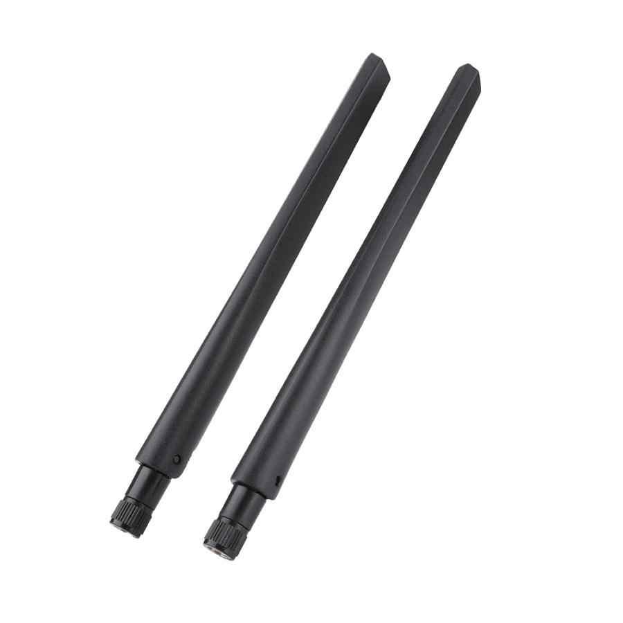 Hot Sale 2 PCS M.2/Cabo e 2x5DBi Antena Placa de Rede Sem Fio para o Intel NGFF 9560NGW/9260AC/ 7265AC