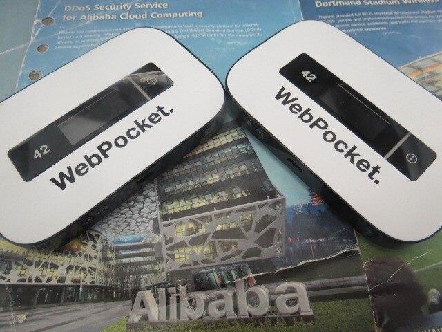 Личный Рекорд Разблокирована Huawei E5756 Портативный 3 г Wcdma Беспроводной Wi-Fi Маршрутизатор 42.2 мбит SIM Card Тушеное Мясо С Овощами 1 шт. 1 Шт.